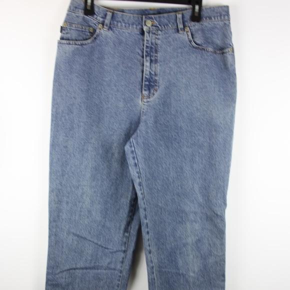 Ralph Lauren Jeans high rise size 12 Jeans